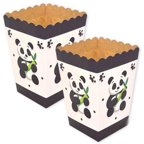 panda mısır kutusu