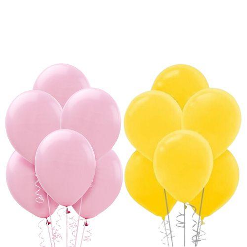 Pembe sarı balon