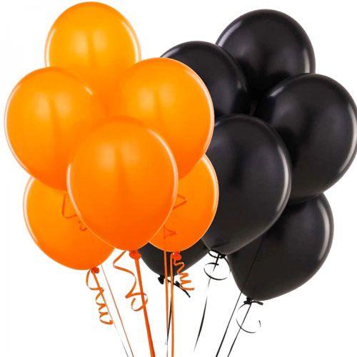 Cadılar Bayramı Halloween Balon 15 adet