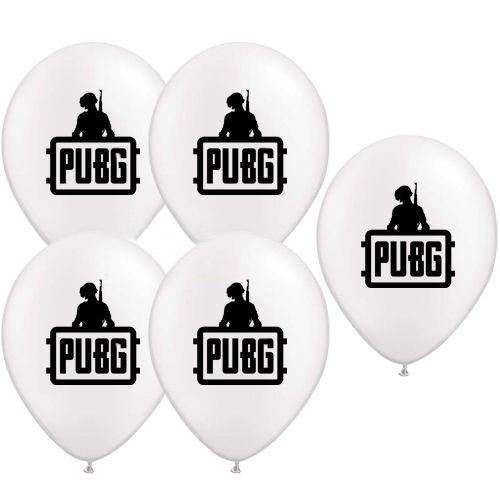 pubg baskılı balon