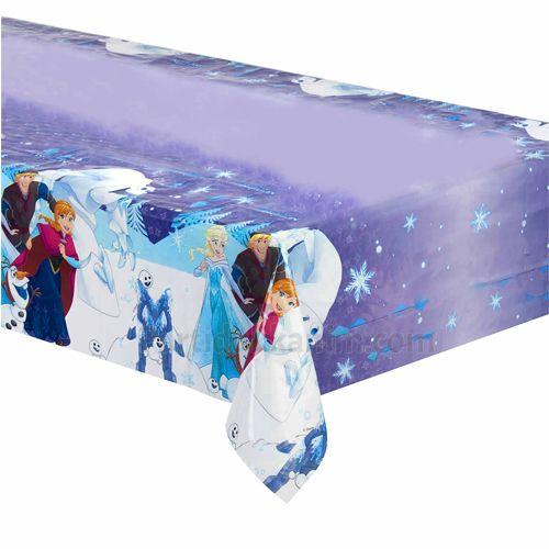 Frozen Northern masa örtüsü