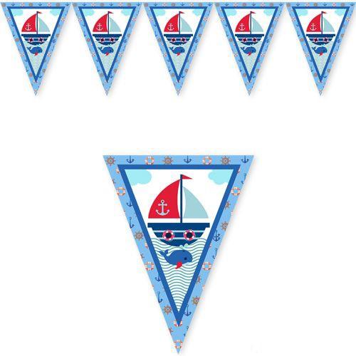 denizci Temalı flama bayrak
