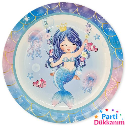 deniz kızı little tabak