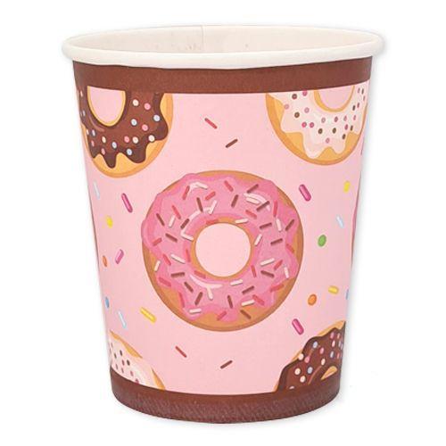 donut temali bardak