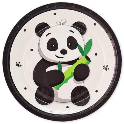 Panda tabak