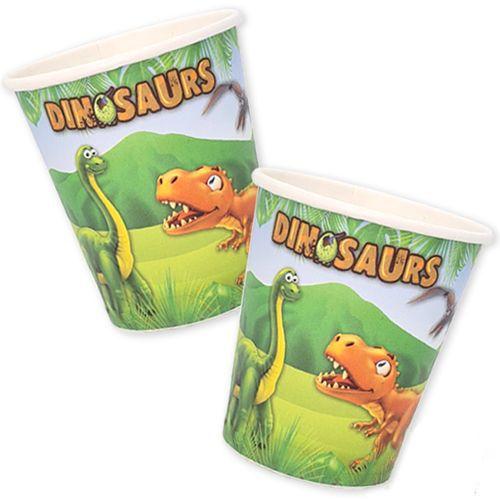 sevimli dinozor bardak