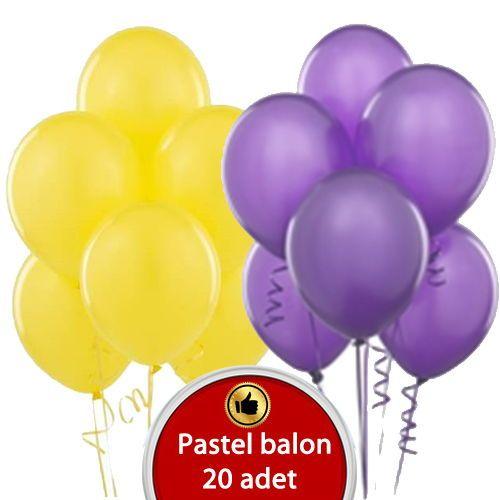 Arı Maya sarı balon