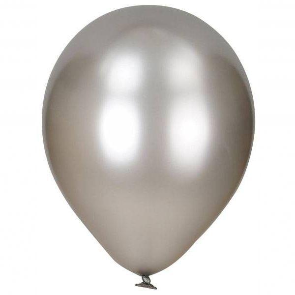 Gümüş sedefli balon