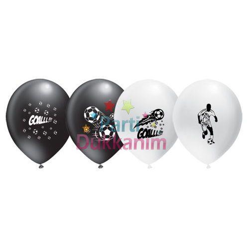 Beşiktaş baskılı balon