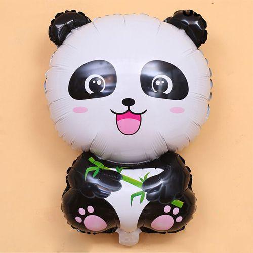 panda folyo balon