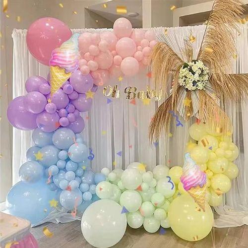 makaron jumbo büyük balonlar 36 inch