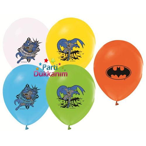 Batman baskılı balon
