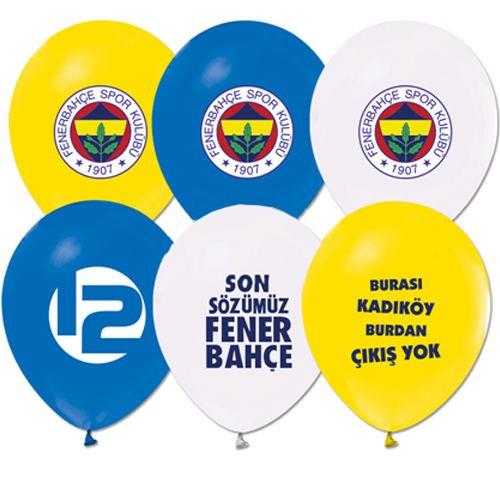 Fenerbahçe baskılı lisanslı balon
