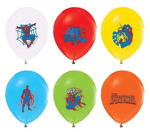 Spiderman balon