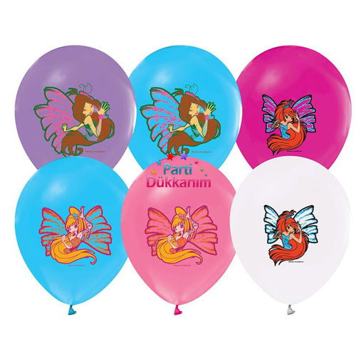 Winks Balon 20 adet