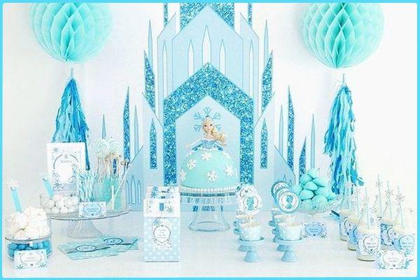 Frozen - Karlar Ülkesi Kraliçesi Partisi