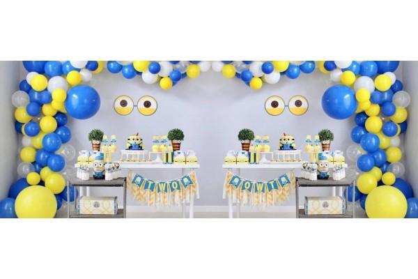 Minions Doğum Günü Partisi