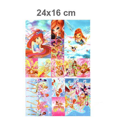 Winks Sticker 24x16 cm 1 Adet, fiyatı