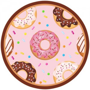 Donut Temalı Parti