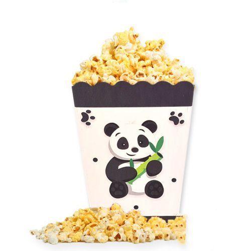 Panda Mısır Kutusu (8 Adet), fiyatı