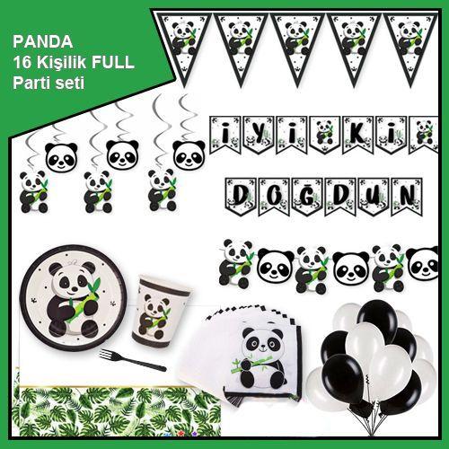 Panda 16 Kişilik Ekonomik Parti Seti, fiyatı
