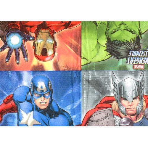 Yenilmezler Superhero Peçete 20 Adet, fiyatı