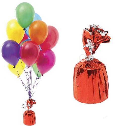 Balon Ağırlığı Kırmızı 150gr, fiyatı
