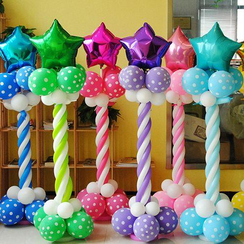 Sütun (Kule) Balon Standı 160 cm (A-Kalite), fiyatı