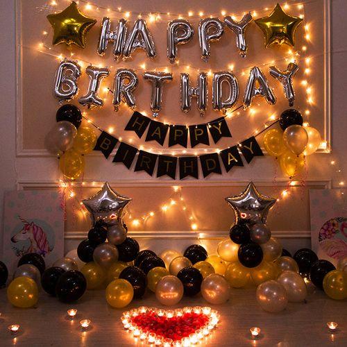 Yetişkin Doğum Günü Süsleri Kombini Seti, fiyatı