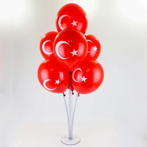 Ay Yıldızlı Balon Standı, fiyatı
