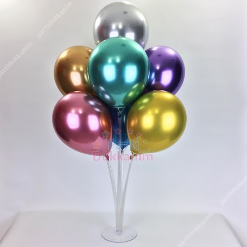 Krom Balon Standı