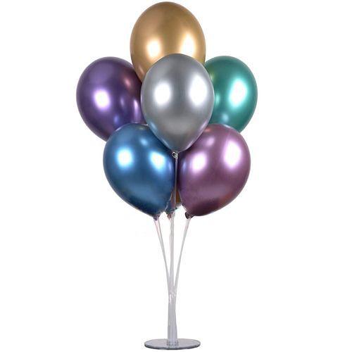 Metalik Balon Standı