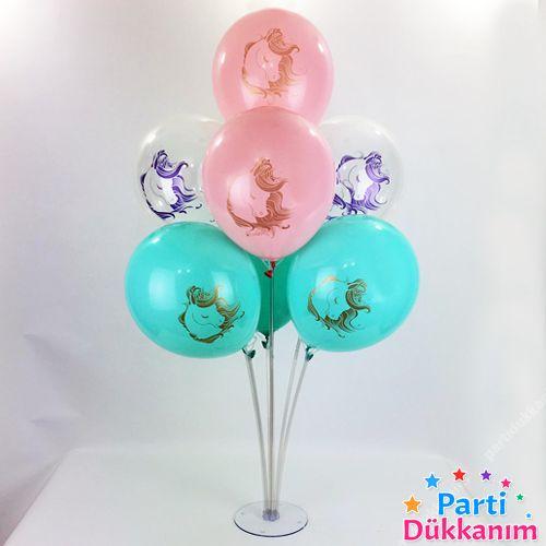 Unicorn Soft Balon Standı