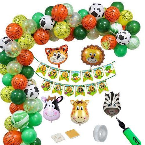 Safari Balon Zinciri Seti, fiyatı