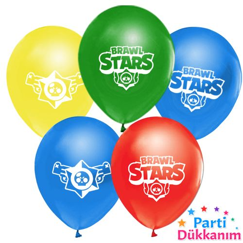 Brawl Stars Balon 15 adet, fiyatı