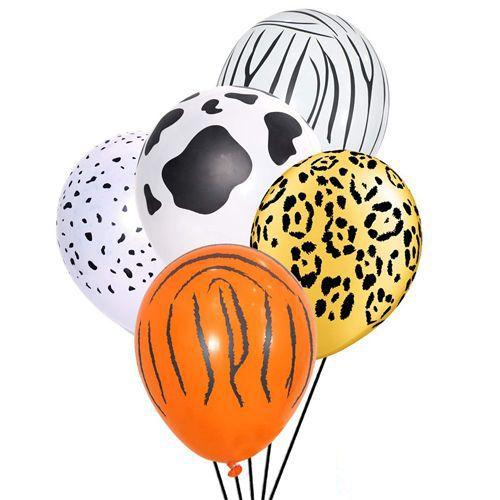 Safari Temalı Balon (15 Adet), fiyatı