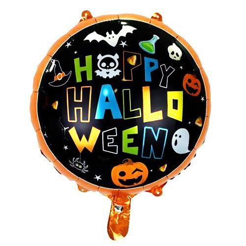 Happy Halloween Folyo Balon