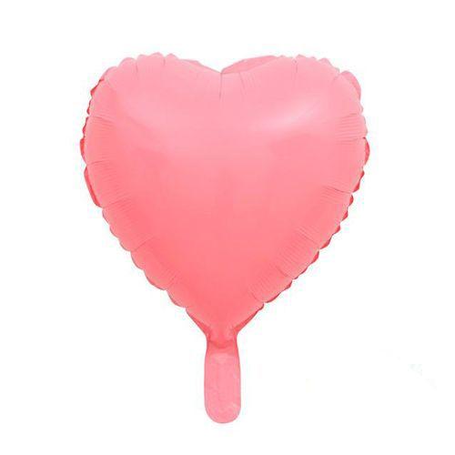 Makaron Kalp Folyo Balonlar (45 cm), fiyatı