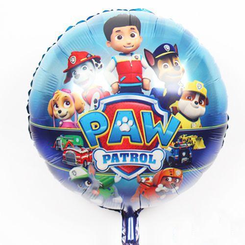 Paw Patrol Folyo Balon 18 inch 45 cm, fiyatı