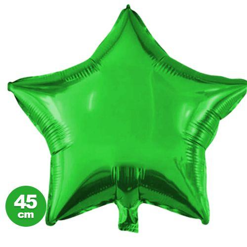 Yıldız Folyo Balon Yeşil (45 cm), fiyatı