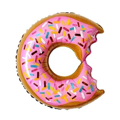 Donut Folyo Balon Seti 5'li, fiyatı