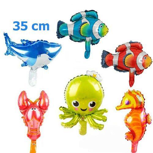 Okyanus Canlıları Folyo Balon 6'lı Set, fiyatı