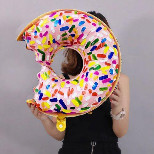 Donut Folyo Balon 65x45 cm, fiyatı