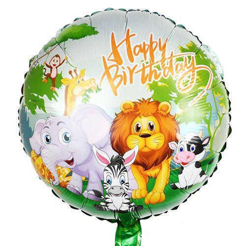 Safari Folyo Balon 45 cm, fiyatı