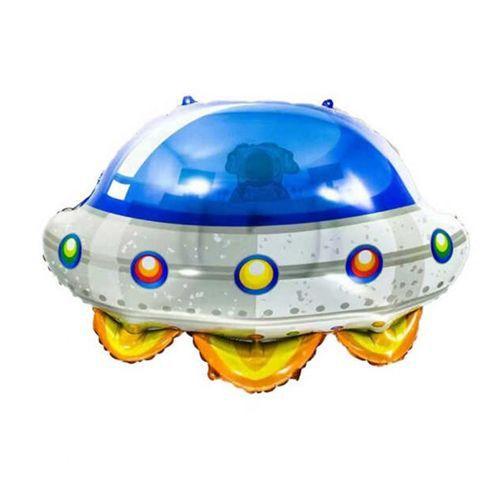 Uzay Temalı Ufo Folyo Balon 64x55 cm, fiyatı