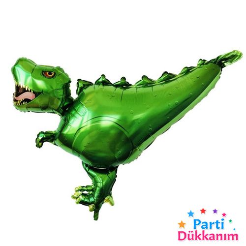 Dinozor Folyo Balon 99x70 cm, fiyatı