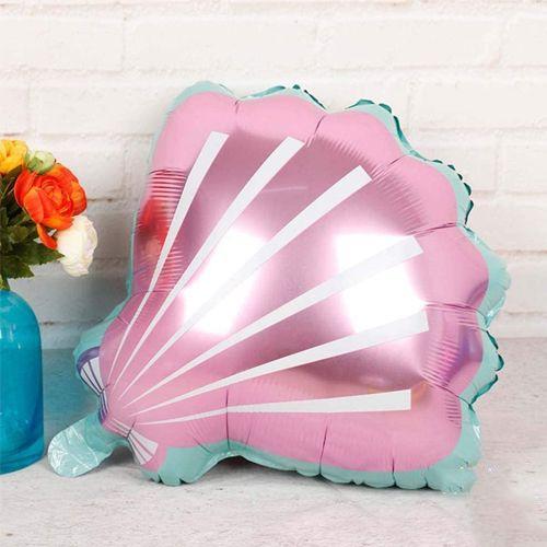 Deniz Kabuğu (Shell) Folyo Balon 50x50 cm, fiyatı