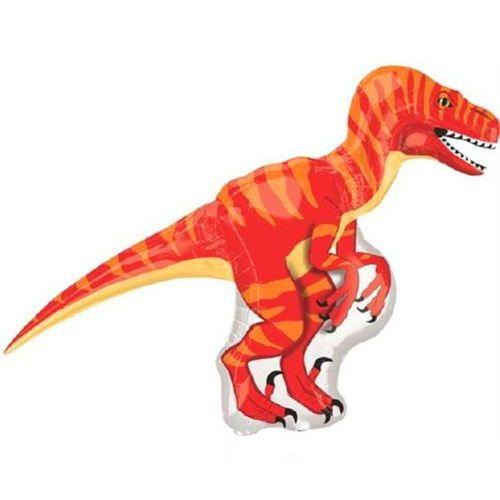 Jurassic Dinozor Folyo Balon 91x76 cm, fiyatı
