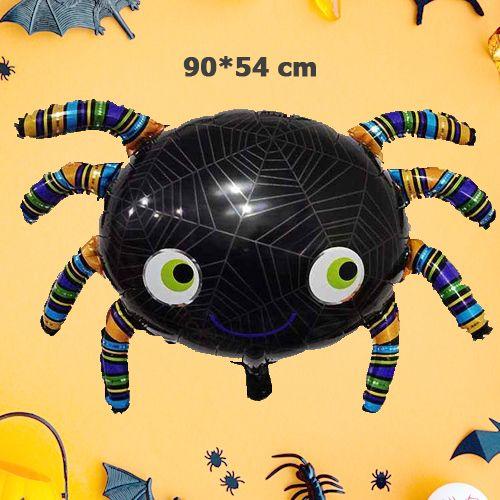 Örümcek folyo balon