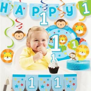 1 Yaş Doğum Günü Erkek
